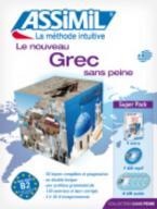 ASSIMIL : LE NOUVEAU GREC SANS PEINE (+ CD (4))