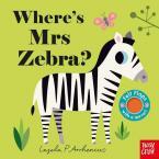 WHERE'S MRS ZEBRA?
