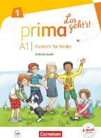 PRIMA LOS GEHT'S A1.3 KURSBUCH (+ ONLINE E-BOOK)