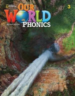 OUR WORLD 3 PHONICS - BRE 2ND ED