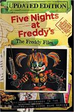 FIVE NIGHTS AT FREDDY'S : THE FREDDY FILES Paperback