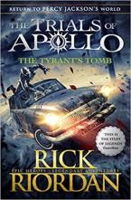 THE TRIALS OF APOLLO 4: THE TYRANT'S TOMB Paperback