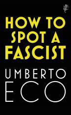 How to Spot a Fascist