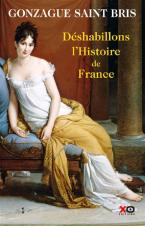 DESHABILLONS L'HISTOIRE DE FRANCE  POCHE