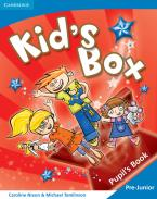 KID'S BOX PRE-JUNIOR Student's Book GREEK