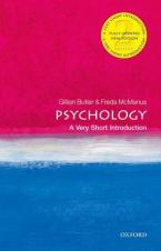 VERY SHORT INTRODUCTIONS : PSYCHOLOGY Paperback A