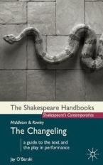 MIDDLETON AND ROWLEY : THE CHANGELING Paperback