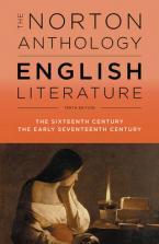 NORTON ANTHOLOGY OF ENGLISH LITTERATURE VOL.B 10TH ED Paperback