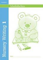 NURSERY WRITING BOOK 1 Paperback