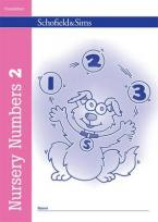 NURSERY NUMBERS BOOK 2 Paperback
