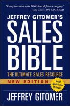 THE SALES BIBLE : The Ultimate Sales Resource Paperback