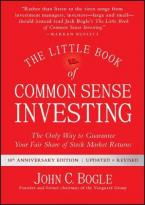 THE LITTLE BOOK OF COMMON SENSE INVESTING HC