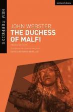 THE DUCHESS OF MALFI Paperback