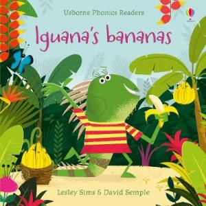 Iguana's Bananas