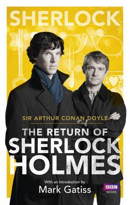 SHERLOCK: THE RETURN OF SHERLOCK HOLMES Paperback