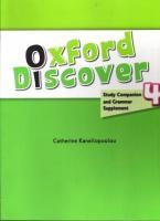 OXFORD DISCOVER 4 STUDY COMPANION