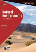 R & T DISCOVERY 2: NATURAL ENVIRONMENTS B1.1 (+ AUDIO CD-ROM)