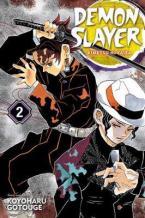 Demon Slayer: Kimetsu no Yaiba, Vol. 2 : 2