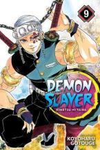 Demon Slayer: Kimetsu no Yaiba, Vol. 9 : 9