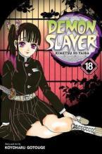 Demon Slayer: Kimetsu no Yaiba, Vol. 18 : 18