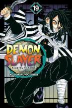 Demon Slayer: Kimetsu no Yaiba, Vol. 19 : 19
