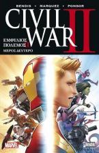 CIVIL WAR II, τόμος Β'