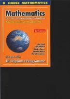 HAESE MATHEMATICS MATHEMATICS INTERNATIONAL STUDENT MATHEMATICAL STUDIES SL