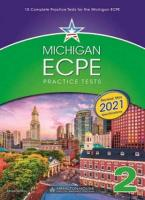MICHIGAN ECPE PRACTICE TESTS 2 2021 FORMAT Student's Book