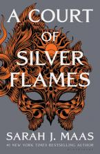 A COURT OF SILVER FLAMES HC