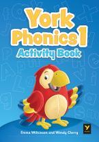 YORK PHONICS 1 Workbook ( + ON LINE RESOURCES)