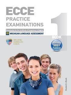 ECCE PRACTICE EXAMINATIONS 1 Teacher's Book (+ CD (4)) REVISED FORMAT 2021