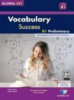 VOCABULARY SUCCESS B1 PRELIMINARY Teacher's Book