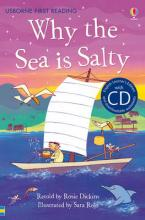 USBORNE FIRST READING 4: WHY THE SEA IS SALTY HC