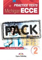 NEW PRACTICE TESTS 2 ECCE Student's Book (+ DIGIBOOKS APP) FOR THE REVISED 2021 EXAM