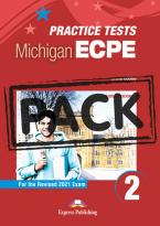 NEW PRACTICE TESTS FOR THE MICHIGAN ECPE 2 Student's Book (+ DIGIBOOKS APP) 2021 EXAM