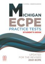 MICHIGAN ECPE PRACTICE TESTS Student's Book UPDATED 2021