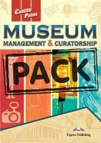 CAREER PATHS MUSEUM MANAGEMENT & CURATOSHIP Student's Book (+ DIGIBOOKS APP)