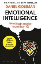 EMOTIONAL INTELLIGENCE WHY IT CAN MATTER MORE THAN IQ Paperback B