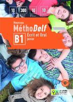 NOUVEAU METHODELF JUNIOR B1 METHODE PACK(+ TEST ET ENTRAINEMENT )