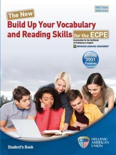 THE NEW BUILD UP YOUR VOCABULARY AND READING SKILLS ECPE Student's Book 2021 FORMAT