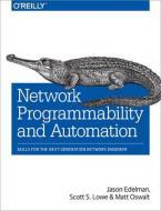 NETWORK PROGRAMMABILITY AND AUTOMATATION Paperback