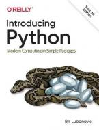 INTRODUCING PYTHON 7TH ED Paperback