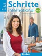 SCHRITTE INTERNATIONAL 2 KURSBUCH & ARBEITSBUCH (+ CD) A1.2 NEU