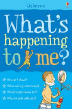 WHAT'S HAPPENING TO ME: BOY Paperback