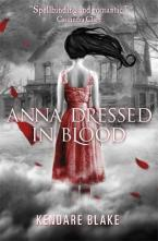 ANNA DRESSED IN BLOOD Paperback