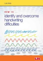 HOW TO IDENTIFY AND OVERCOME HANDWRITING DIFFICULTIES Paperback