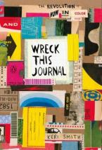 WRECK THIS JOURNAL : NOW IN COLOUR Paperback