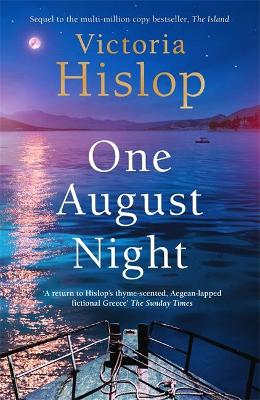 ONE AUGUST NIGHT Paperback