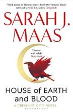 HOUSE OF EARTH AND BLOOD : Paperback