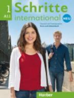 SCHRITTE INTERNATIONAL 1 KURSBUCH & ARBEITSBUCH (+ CD) A1.1